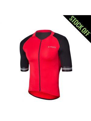 Jersey SPIUK PROFIT AERO Homem - Vermelho (L)