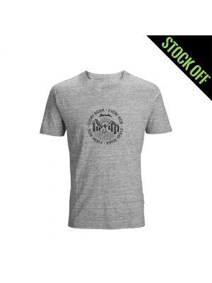 T-shirt SPIUK DESERVE Homem - Cinzenta (M)