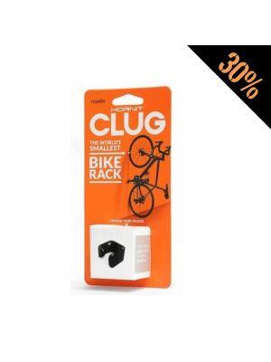 Suporte Parede Bicicletas Estrada HORNIT CLUG Roadie - Preto (Small)
