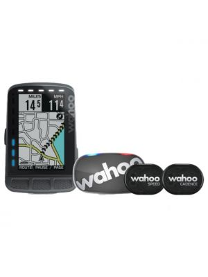 Conjunto GPS + Sensores WAHOO ELEMNT ROAM Bundle